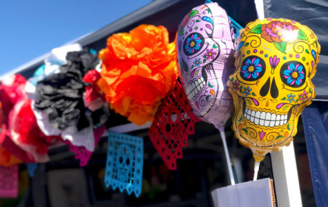 Denton celebrates Day of the Dead in a lively manner