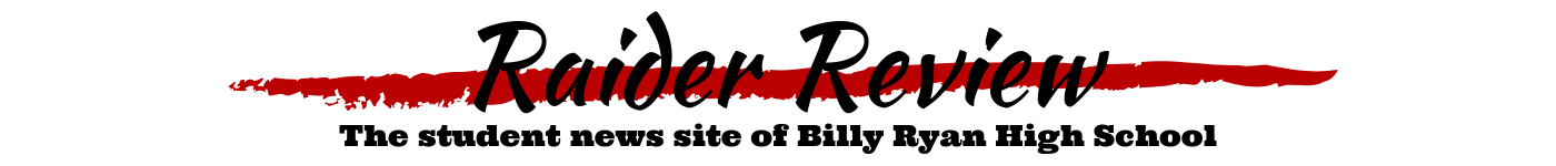 The student news site of Billy Ryan High School