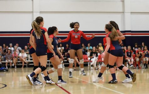 Freshman, JV volleyball teams finish season strong